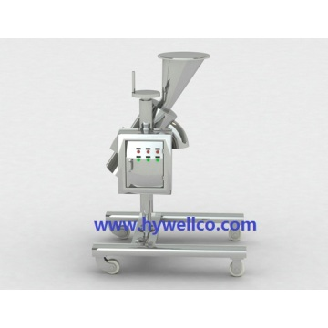 KZL High Speed Sieve Granulator