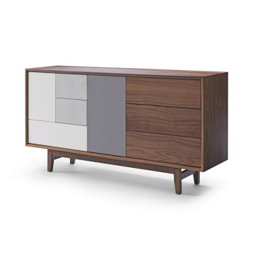 High Quality for White Sideboard Platform Credenza Cabinet modern sideboard supply to France Suppliers