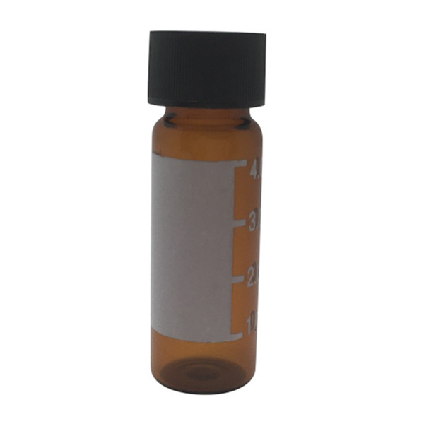 4ml Amber Vial With Cap