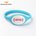 RFID/Nfc Silicone Wristbands / Bracelets for Promotion, Gifts, Tourist Spots