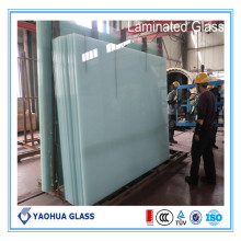 Professional 8.38 mm Construction SGP Laminated Glass
