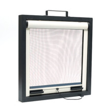 roller window with high quality aluminum frame hooks