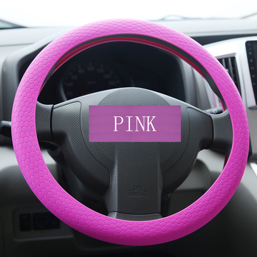 Colorful Car Silicone Steering Wheel Cover For Wholesale