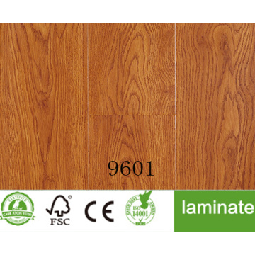 12 Hand-scratched HDF Laminated Flooring