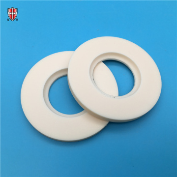 insulating wearable alumina ceramic sealing ring spacer