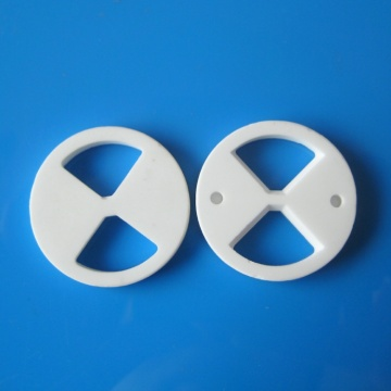 I-Special Color Alumina Ceramic disc for pump pump