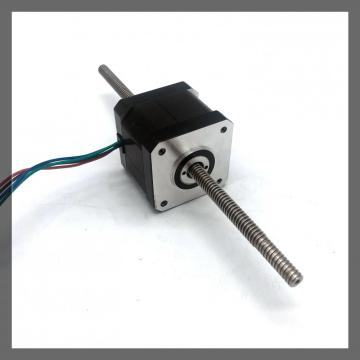 Massive Selection for Stepping Motor NEMA17/42mm Linear Stepper Motor(1.8°)through draft type supply to Uzbekistan Factories