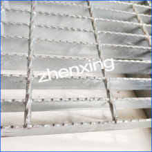 Serrated Grating Vs Plain Grating