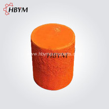 Concrete Pump Pipe Fittings Sponge Cleaning Cylinder