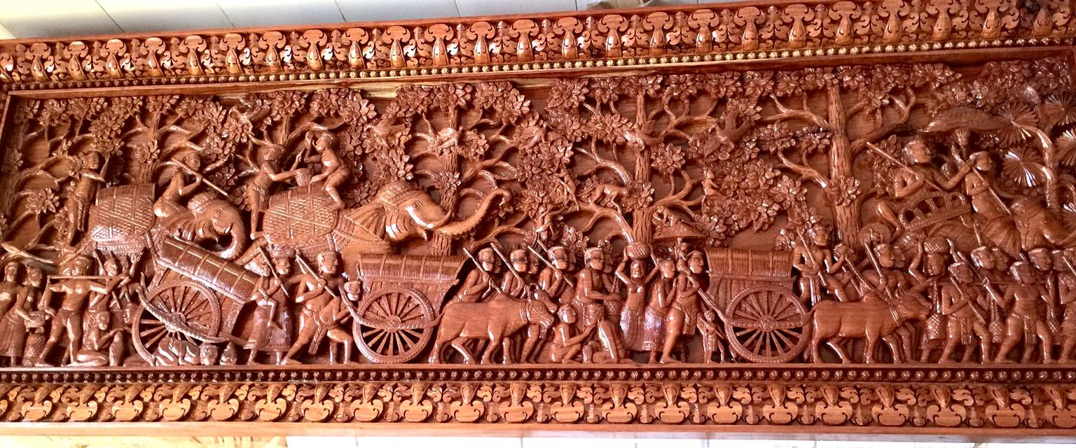 wood relief engraving machine