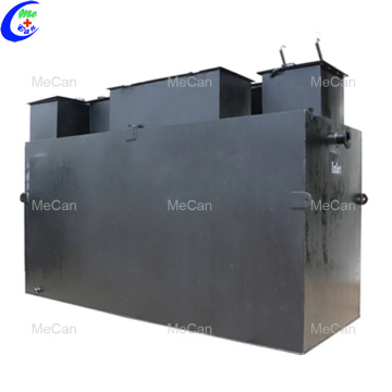 Design quality compact sewage treatment plant domestic