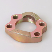 FL-W L-series whole flange clamps