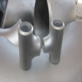 ASME/DIN/GOST/EN welded steel pipe fitting tee