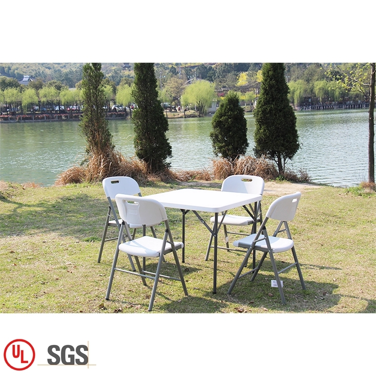 Plastic Outdoor Table
