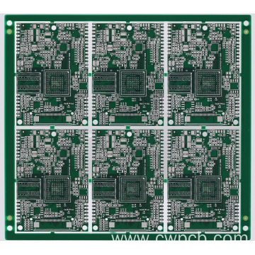 Communication module multi-layer circuit boards