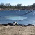 Artificial Lake Liner HDPE geomembrane