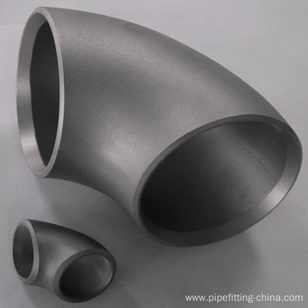 ASME B16.9 SCH40 Short Radius Elbow