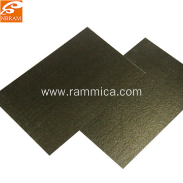 Phlogopite mica sheet for insulation