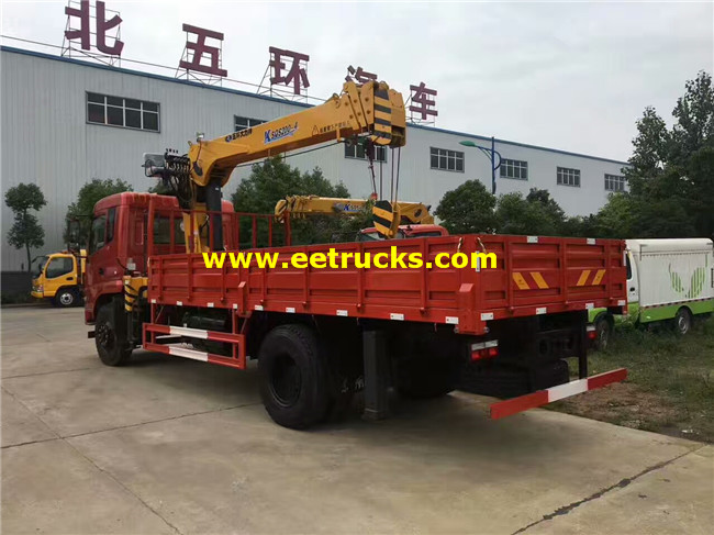 6ton Truck Mounted Cranes