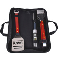 3PCS BBQ Tool Set with Bag