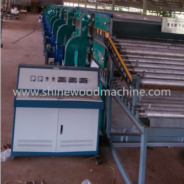 Ash Wood Veneer Drying Equipment