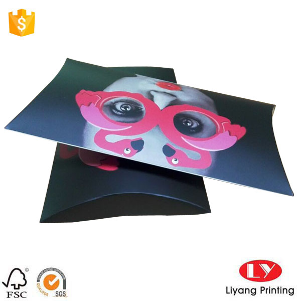 Mask pillow box