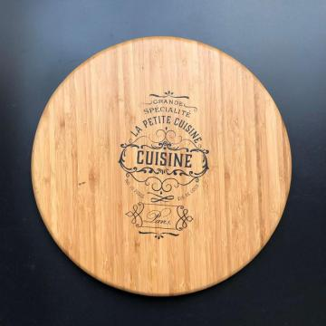 Custom bamboo cutting boards