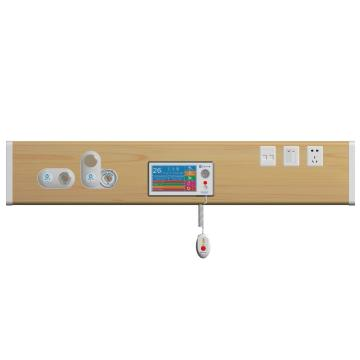 Hospital Bed Head Console For Wards