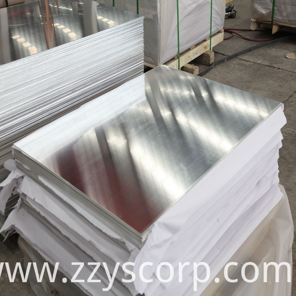 Mill Finish Aluminium Plate