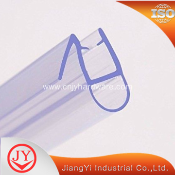 PVC material shower door waterproof seal