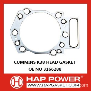 Best-Selling for China Manufacturer of Cummins Sealing Products,Cummins Cylinder Head Gasket,Cummins Sealing Gaskts CUMMINS K38 HEAD GASKET export to Egypt Supplier