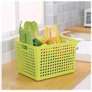 High Quality Round Hole Storage Basket For Sale