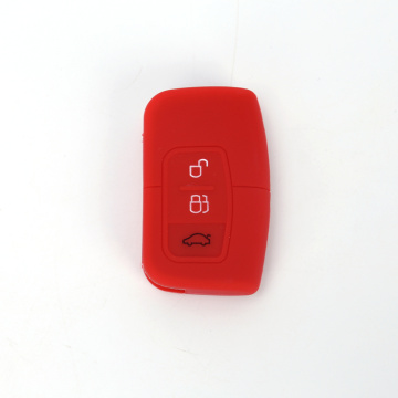 Hot sale silicone key fob cover ford