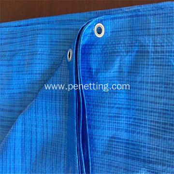 Finished PE Tarpaulin Sheet Polyethylene Tarpaulin