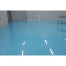 Workshop epoxy self-leveling thin coating floor paint