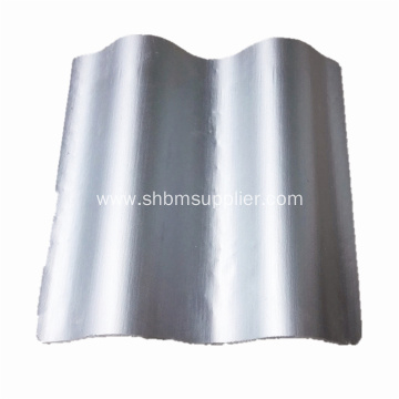 Light Weight Shock Resistant Magnesium Oxide Roofing Tiles