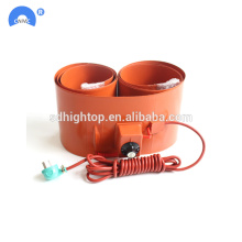 2kw Silicone Rubber Drum Heating Belt