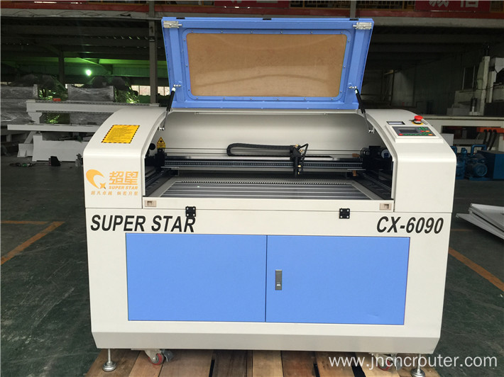 Co2 cnc laser 80w laser tube engraving machine