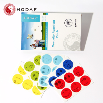 Factory source manufacturing for Natural Mosquito Repellent Patch,Insects Mosquito Repellent Patch,Silicone Mosquito Repellent Patch Suppliers in China Long effective anti mosquito patch export to Israel Manufacturer
