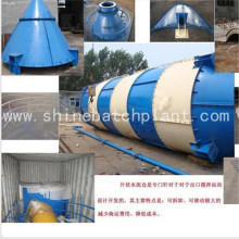 New Flake Cement Silo