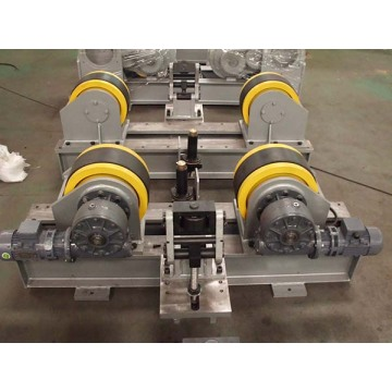 ZT 10T Self-aligning Pipe Welding Turning Rolls