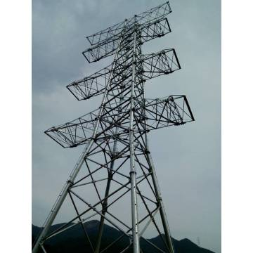 Big Discount for Transmission Line Tower 80M Electric Power Steel Tower export to Croatia (local name: Hrvatska) Factories