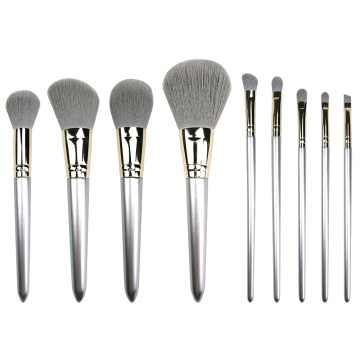 9 Piece Profesional Makeup berus Set