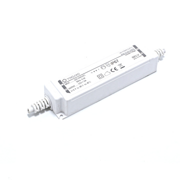 IP67 Plastic Waterproof 40W 700mA LED Power Supply