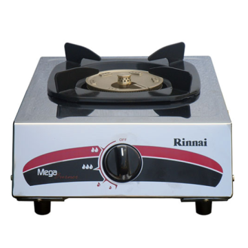 Double Ring Burner Gas Stove