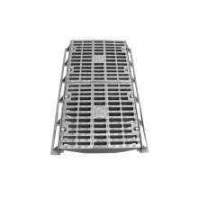 100% Original for Cast Iron Manhole Cover Ductile Iron Grates for Channels supply to Guinea Manufacturer
