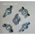 M8 Thread Zinc Plated Wing Tee Nuts