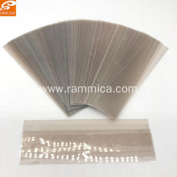 140*30*0.2mm Natural mica Gauge Glass