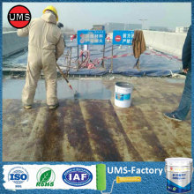 Polyurea coating primer procedure on concrete