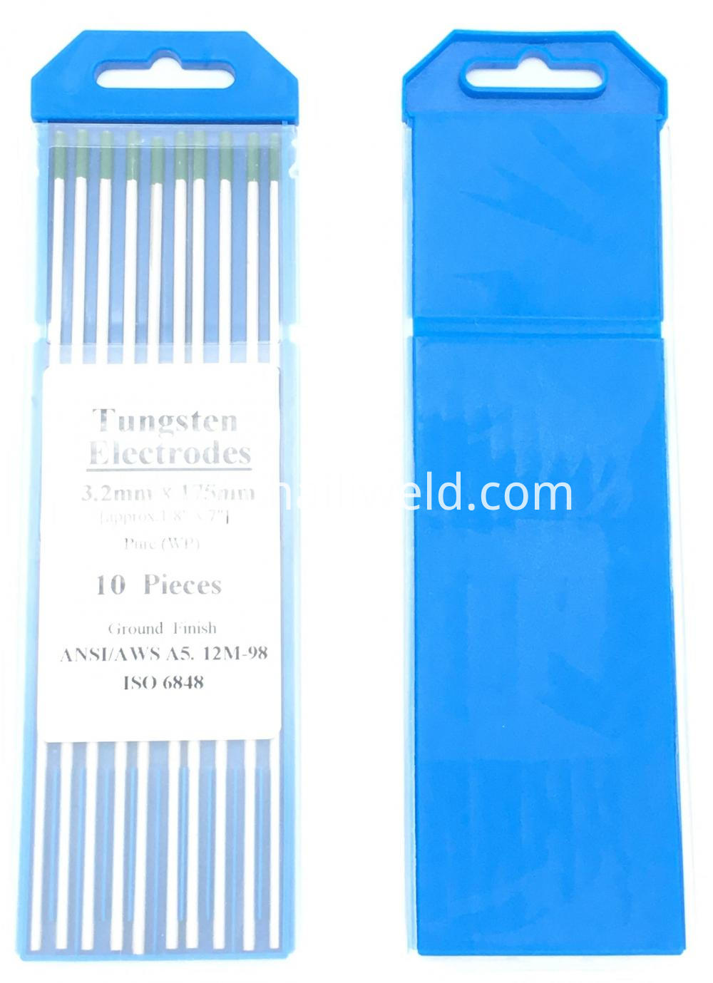Pure Tungsten Electrode 3 0mm X 150mm